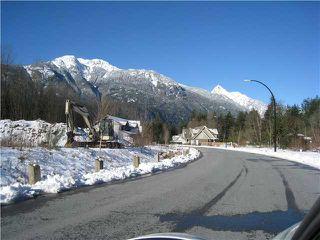 "Photo 1: 41432 DRYDEN Road in Squamish: Brackendale Land for sale in ""BRACKEN ARMS"" : MLS®# V921500"