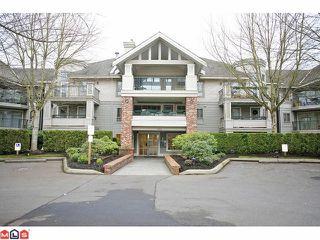 "Photo 1: 214 22025 48TH Avenue in Langley: Murrayville Condo for sale in ""AUTUMN RIDGE"" : MLS®# F1129183"