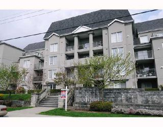 Photo 1: 405 1669 GRANT Avenue in Port Coquitlam: Glenwood PQ Condo for sale : MLS®# V807102