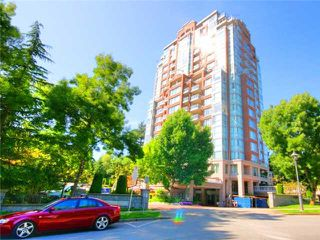 "Photo 1: 1404 5775 HAMPTON Place in Vancouver: University VW Condo for sale in ""THE CHATHAM"" (Vancouver West)  : MLS®# V1028669"