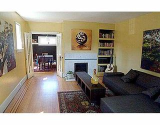 Photo 2: 2725 W 10TH AV in Vancouver: Kitsilano House for sale (Vancouver West)  : MLS®# V595728