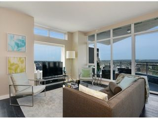 "Photo 7: 4001 1372 SEYMOUR Street in Vancouver: Downtown VW Condo for sale in ""THE MARK"" (Vancouver West)  : MLS®# V1063331"