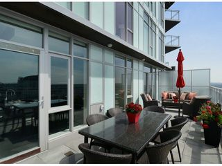 "Photo 4: 4001 1372 SEYMOUR Street in Vancouver: Downtown VW Condo for sale in ""THE MARK"" (Vancouver West)  : MLS®# V1063331"
