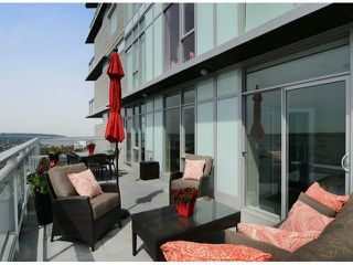 "Photo 3: 4001 1372 SEYMOUR Street in Vancouver: Downtown VW Condo for sale in ""THE MARK"" (Vancouver West)  : MLS®# V1063331"
