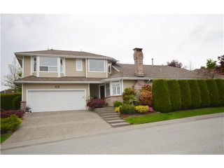 "Photo 1: 929 CAPTAIN Court in Port Coquitlam: Citadel PQ House for sale in ""CITADEL"" : MLS®# V1063320"