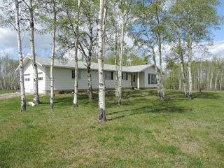 "Photo 1: 3947 BALDONNEL Road in Fort St. John: Fort St. John - Rural E 100th House for sale in ""TWO RIVERS :)"" (Fort St. John (Zone 60))  : MLS®# N236166"