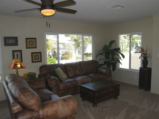 Photo 2: CARLSBAD WEST Manufactured Home for sale : 2 bedrooms : 7269 San Luis #244 in Carlsbad