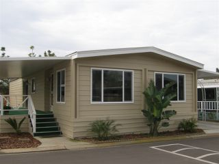 Photo 1: CARLSBAD WEST Manufactured Home for sale : 2 bedrooms : 7269 San Luis #244 in Carlsbad