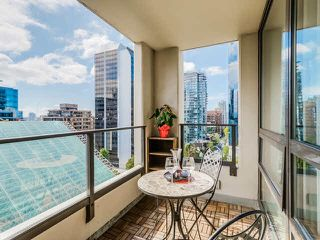 Photo 10: 1205 933 HORNBY Street in Vancouver: Downtown VW Condo for sale (Vancouver West)  : MLS®# V1140503