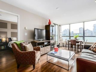Photo 5: 1205 933 HORNBY Street in Vancouver: Downtown VW Condo for sale (Vancouver West)  : MLS®# V1140503