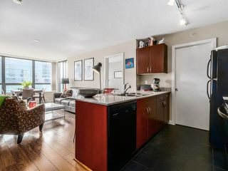 Photo 8: 1205 933 HORNBY Street in Vancouver: Downtown VW Condo for sale (Vancouver West)  : MLS®# V1140503