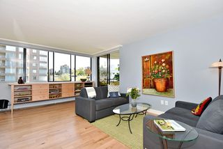"Photo 2: 402 1616 W 13TH Avenue in Vancouver: Fairview VW Condo for sale in ""GRANVILLE GARDENS"" (Vancouver West)  : MLS®# R2058683"