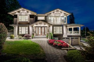 Photo 1: 8478 MCGREGOR Avenue in Burnaby: South Slope House for sale (Burnaby South)  : MLS®# R2064136