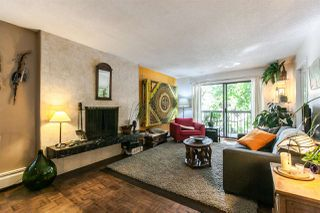"""Photo 4: 202 1515 E 5TH Avenue in Vancouver: Grandview VE Condo for sale in """"WOODLAND PLACE"""" (Vancouver East)  : MLS®# R2065383"""