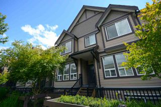 "Photo 1: 32 14877 60 Avenue in Surrey: Sullivan Station Townhouse for sale in ""LUMINA"" : MLS®# R2141530"