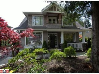 Photo 1: 12488 24A Ave in South Surrey White Rock: Home for sale : MLS®# F1211994