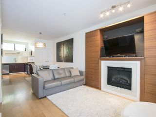 "Photo 4: 854 W 6TH Avenue in Vancouver: Fairview VW Townhouse for sale in ""BOXWOOD GREEN"" (Vancouver West)  : MLS®# R2184606"