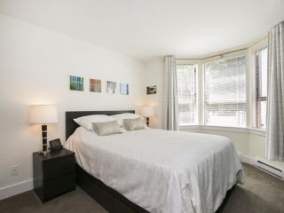 "Photo 8: 854 W 6TH Avenue in Vancouver: Fairview VW Townhouse for sale in ""BOXWOOD GREEN"" (Vancouver West)  : MLS®# R2184606"