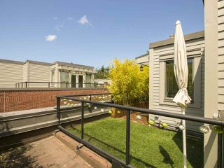"Photo 16: 854 W 6TH Avenue in Vancouver: Fairview VW Townhouse for sale in ""BOXWOOD GREEN"" (Vancouver West)  : MLS®# R2184606"