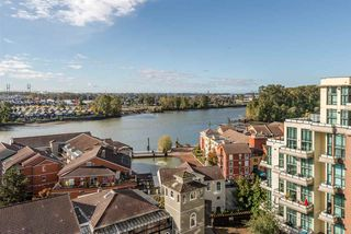 "Photo 1: 1306 1 RENAISSANCE Square in New Westminster: Quay Condo for sale in ""THE Q"" : MLS®# R2215317"