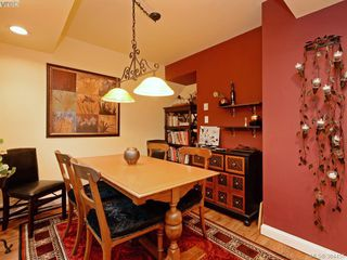Photo 10: 6 356 Simcoe Street in VICTORIA: Vi James Bay Townhouse for sale (Victoria)  : MLS®# 384457