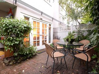 Photo 18: 6 356 Simcoe Street in VICTORIA: Vi James Bay Townhouse for sale (Victoria)  : MLS®# 384457