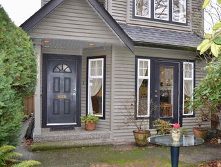 Photo 1: 3017 W 6TH Avenue in Vancouver: Kitsilano 1/2 Duplex for sale (Vancouver West)  : MLS®# R2224488