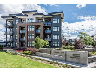"Photo 1: 210 20068 FRASER Highway in Langley: Langley City Condo for sale in ""Varsity"" : MLS®# R2227629"