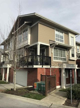 "Photo 1: 58 19505 68A Avenue in Surrey: Clayton Townhouse for sale in ""Clayton Rise"" (Cloverdale)  : MLS®# R2239007"