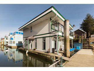 "Photo 1: 3 3459 W RIVER Road in Delta: Ladner Rural House for sale in ""CANOE PASS"" (Ladner)  : MLS®# R2241195"