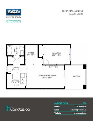 "Photo 20: 233 6628 120 Street in Surrey: West Newton Condo for sale in ""Salus"" : MLS®# R2243858"