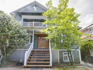 Photo 1: 786 E KING EDWARD Avenue in Vancouver: Fraser VE House for sale (Vancouver East)  : MLS®# R2245435