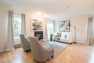 Photo 1: 12 849 TOBRUCK Avenue in North Vancouver: Hamilton Townhouse for sale : MLS®# R2246570