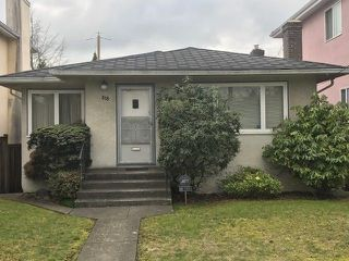 Photo 1: 818 W 59TH Avenue in Vancouver: Marpole House for sale (Vancouver West)  : MLS®# R2250152
