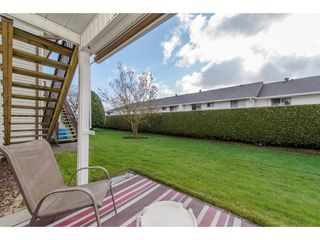 "Photo 18: 49 32959 GEORGE FERGUSON Way in Abbotsford: Central Abbotsford Townhouse for sale in ""Oakhurst"" : MLS®# R2252811"