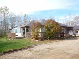 Main Photo: 43 PINE GROVE Estates: Athabasca Town House for sale : MLS®# E4105418