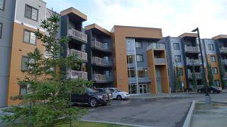 Main Photo: 432 503 Albany Way in Edmonton: Zone 27 Condo for sale : MLS®# E4128957