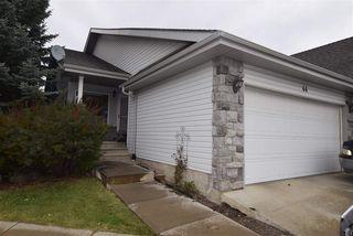 Main Photo: 44 330 GALBRAITH Close in Edmonton: Zone 58 House Half Duplex for sale : MLS®# E4130744