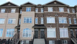 Main Photo: 1635 CUNNINGHAM WY SW in Edmonton: Zone 55 Townhouse for sale : MLS®# E4137300