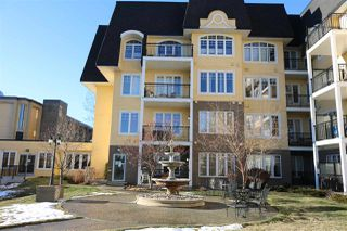 Main Photo: 302 9820 165 Street in Edmonton: Zone 22 Condo for sale : MLS®# E4137498
