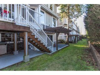 "Photo 20: 10 9036 208 Street in Langley: Walnut Grove Townhouse for sale in ""Hunter's Glen"" : MLS®# R2326258"