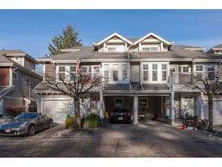 "Photo 1: 10 9036 208 Street in Langley: Walnut Grove Townhouse for sale in ""Hunter's Glen"" : MLS®# R2326258"