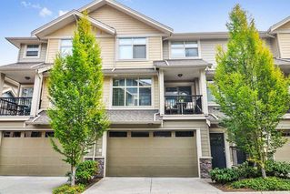 "Photo 1: 38 22225 50 Avenue in Langley: Murrayville Townhouse for sale in ""MURRAY'S LANDING"" : MLS®# R2327006"