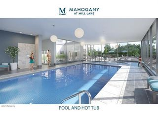 """Photo 9: 1702 2180 GLADWIN Road in Abbotsford: Central Abbotsford Condo for sale in """"MAHONGANY AT MILL LAKE"""" : MLS®# R2352137"""