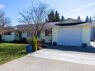 Photo 1: 617 Springbok Rd in CAMPBELL RIVER: CR Campbell River Central House for sale (Campbell River)  : MLS®# 809864