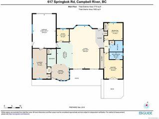 Photo 37: 617 Springbok Rd in CAMPBELL RIVER: CR Campbell River Central House for sale (Campbell River)  : MLS®# 809864