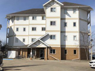 Photo 1: 101 9932 100 Avenue: Fort Saskatchewan Condo for sale : MLS®# E4150314