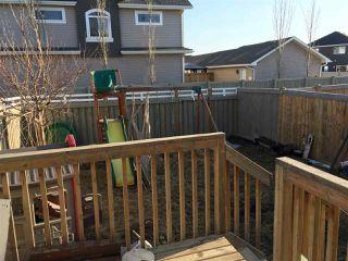Photo 18: 2408 SPARROW Crescent in Edmonton: Zone 59 House Half Duplex for sale : MLS®# E4143277
