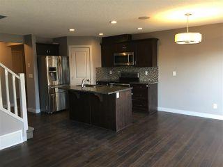 Photo 2: 2408 SPARROW Crescent in Edmonton: Zone 59 House Half Duplex for sale : MLS®# E4143277