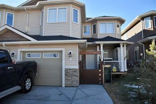Main Photo: 4703B 49 Avenue: Leduc Townhouse for sale : MLS®# E4151542